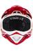 ONeal Warp Fidlock Helmet Edgy Camo red